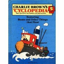 Charlie Browns Cyclopedia, Vol. 5: Featuring Boats and Other Things that Float