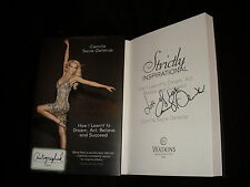 Camilla Sacre-Dallerup signed Strictly Inspirational 1st printing hardcover book