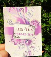 Mazal Tov Blessing GREETING CARD Good Luck Birthday Mazel Tof Hebrew & English