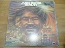 James Brown Reality POLYDOR 2391 164 To. S.