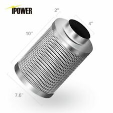 iPower 4 Inch Air Carbon Filter Odor Control Scrubber New in Box