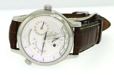 Jaeger LeCoultre Master Control 1000 Hours World time calendar automatic watch