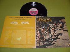 Dayak - Musique Dayak - Borneo (Kalimantan) South East Asia Field Recording EX