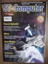 Atari ST Computer November 1998 Zeitschrift, Messe, Jaguar, Falcon, TT, TOS
