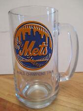 "1969 NEW YORK METS World Champions 5.5"" Glass Mug"