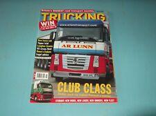 Trucking International Truck Magazine Aug 2004