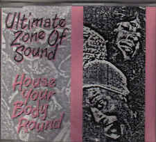 Ultimate Zone Of  Sound-House Your Body cd maxi single