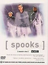 Spooks (DVD, 2003, 2-Disc Set)
