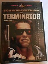 The Terminator DVD Movie Arnold Schwarzenegger