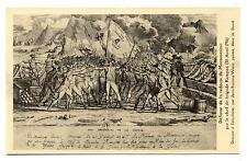 NAPOLéON BONAPARTE.CAMPAGNE D'ITALIE.REDOUTE DE MONTE-LEGINO.10 AVRIL 1796.