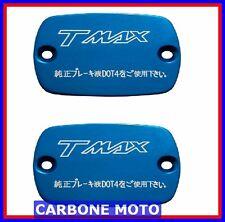 COPPIA TAPPI VASCHETTE OLIO T-MAX 500 '01>'07 BLU 77280033