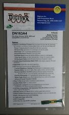 N Scale - DIGITRAX DN163A4 Mobile Decoder DCC Plug 'N Play for ATLAS GP30 & GP9