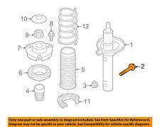 AUDI OEM 06-13 A3 Front Suspension-Strut Bolt N90954802
