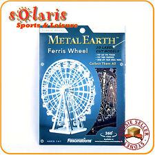 Fascinations Metal Earth Ferris Wheel 3D Miniature Landmark Structure Model