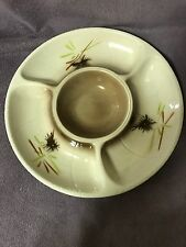 Lane & Co Chip Or Veggies And Dip Bowl California Pottery