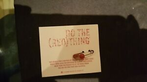 1 GAP Do The (Red) Thing Beaded Pin NEW