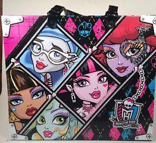 Monster High Divided Folder Holder High School Crafts Scrap booking.
