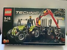LEGO Technic 8049 Tractor Log Loader Retired & Ultra Rare Brand new Sealed box