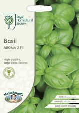 Mr Fothergills -  Vegetable - RHS Basil Aroma 2 - 300 Seeds