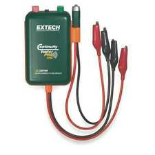 Extech Ct20 Continuity Tester9v9 In Test Leads
