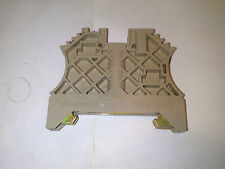 10 X Weidmuller - WEW 35/2 - Terminal Block (Lot of 10)