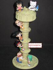 DragonBall Z Kid Goku Bulma Krilin Roshi Karin Tower Gashapon Set of 8 New