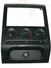 2004 - 2008 Ford F-150 A/C Heater Climate Control Bezel Unit 5L34-19980-BA OEM !