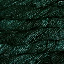 Malabrigo Merino Worsted Aran Yarn / Wool 100g - Forest (145)