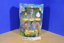 Disney Fairies Tinker Bell Friends Pixie Pass 6 Piece Action Figure Set(320-025)