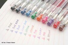 Blue Craft Gel Pens