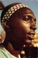 BR40443 Un notable de l Urundi maitre de ballet Voyage du roi ai  Congo