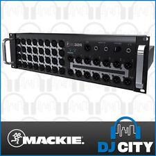 Rack-Mountable Pro Audio Mixers