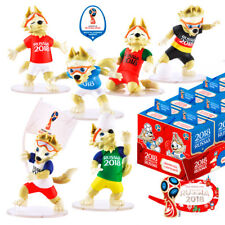 ZABIVAKA FIFA 2018 World Cup Russia Official Mascot Figurines Set (10 pc.)