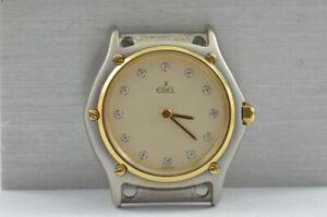 Ebel 1911 Sport Classique Women's Watch 1 3/32in Steel /750 Gold 181906