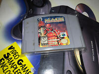Mace: The Dark Age (Nintendo 64, 1997) N64 Authentic Free Shipping!