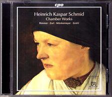 Heinrich Schmid Clarinet Trio Viola FLUTE Sonata Nils mönkemeyer zurl detto CD