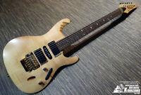 Ibanez EGEN8-PLB / Electric Guitar w/ Original SC made in 2015
