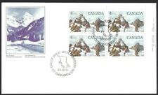 Canada     # 934 URpb    GLACIER NATIONAL PARK    New 1984 Unaddressed
