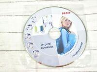 PFAFF Sergers Overlocks Threading Guide CD 2005 Sweden