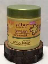 Alba Botanica Hawaiian Deep Conditioning Minute Mask 5.5oz [HB-A]