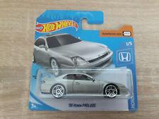 2020 Hot Wheels '98 Honda Prelude - 1:64 1/64 Honda Series 1/5 Silver