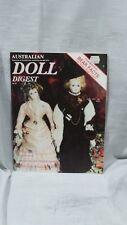 4 x Doll Digest Magazines (DIK)