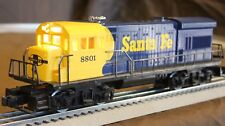 Lionel O gauge diesel 6-18801 U36B Santa Fe with box