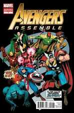 Avengers Assemble #1 Art Adams 1:50 Marvel Comics 1st Print Near Mint to Nm+