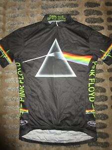 Pink Floyd Primal Cycling Biking Jersey SM Small S adult