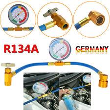 R134A Auto Klimaanlage Kältemittel Füllschlauch Ladeschlauch Druckmanometer Set