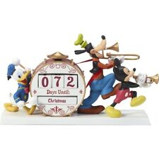 New ListingNew Precious Moments Disney Countdown Calendar Figurine Mickey Donald Goofy