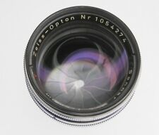 Contax RF Carl Zeiss 50mm f1.5 Sonnar Opton T* #1054274
