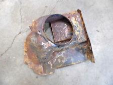 Chevrolet Chevy Corvair engine heater shroud engine tin