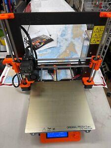 Original Prusa i3 MK3 3D Printer Factory Built